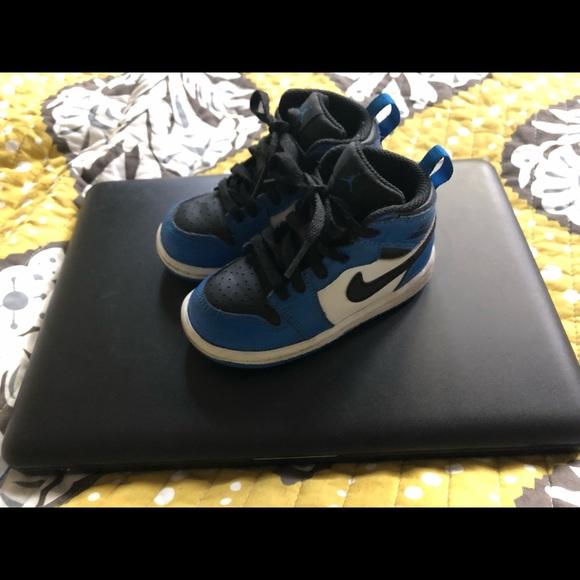 the latest caf66 53d04 Toddler Jordan 1s